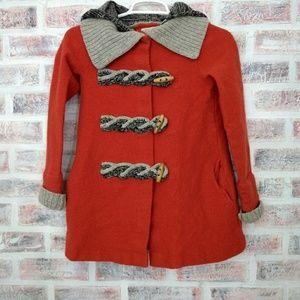 Anthropologie Fiets Voor 2 Basel Sweater Coat S